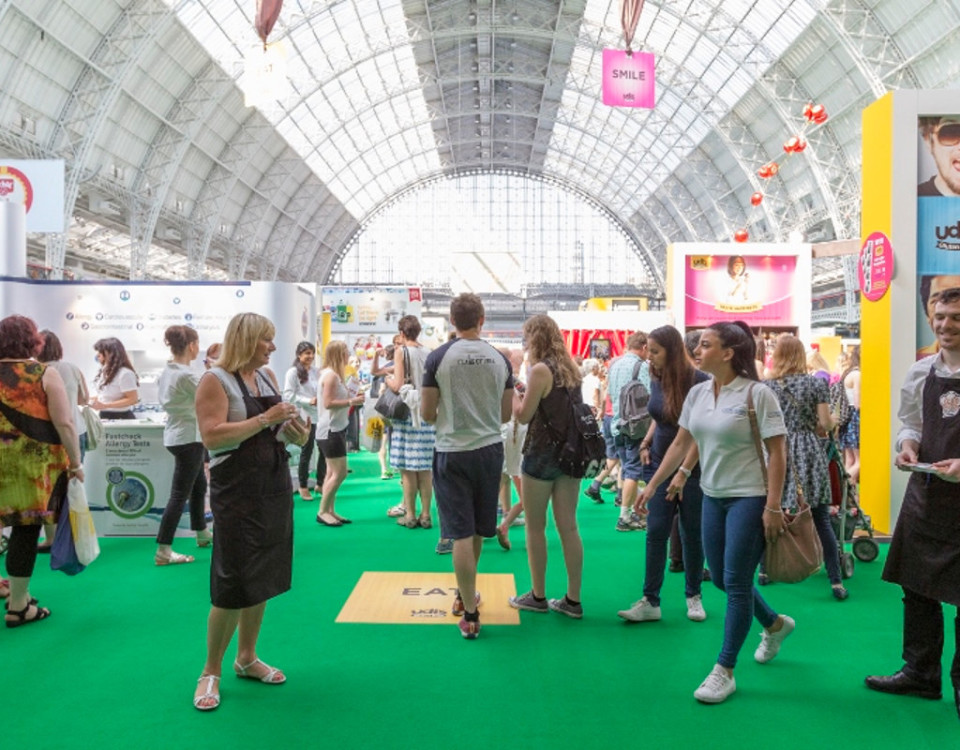 The Allergy And Free From Show London